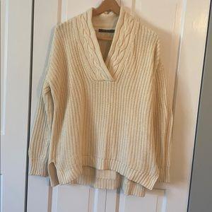 Ralph Lauren knit sweater size medium